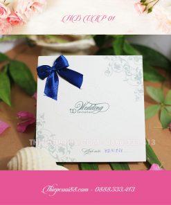 Mẫu thiệp cưới HD VIP 01