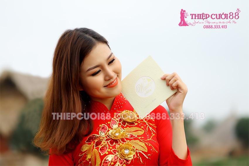 Cửa hàng thiệp cưới tại Hà Nội